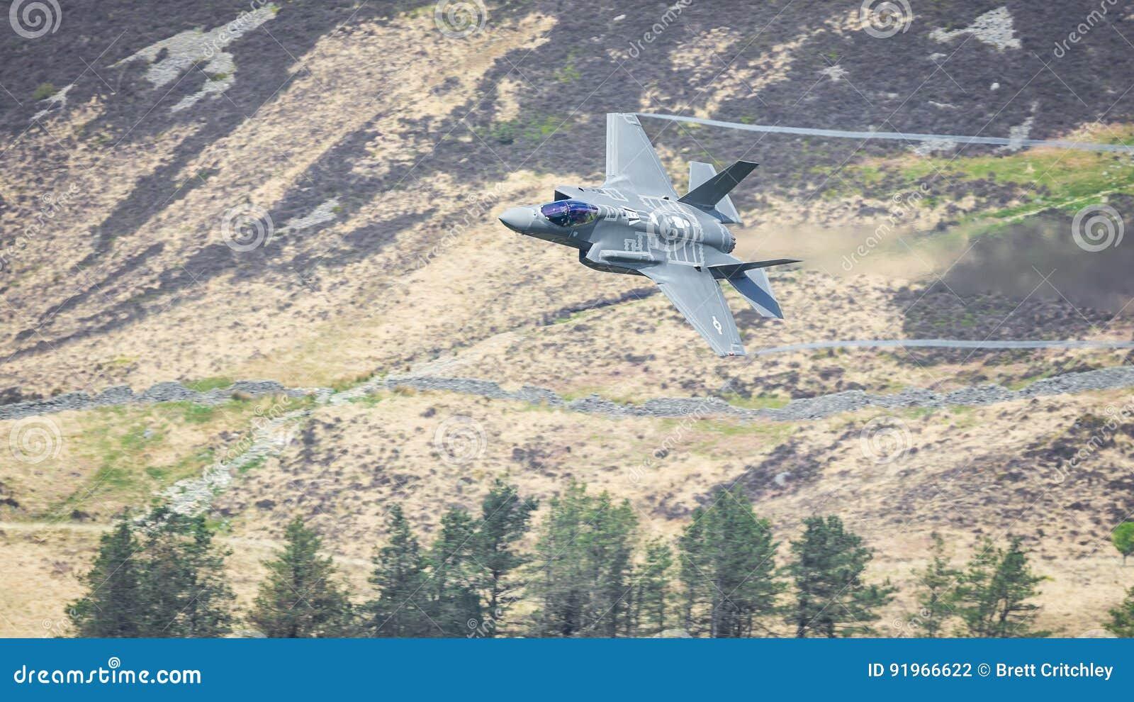 USAF F-35A Lightning II F35