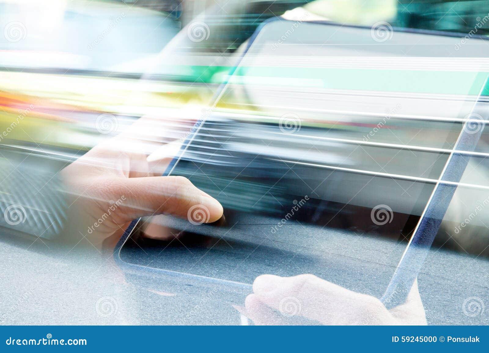Usando la exposición doble de la tableta digital