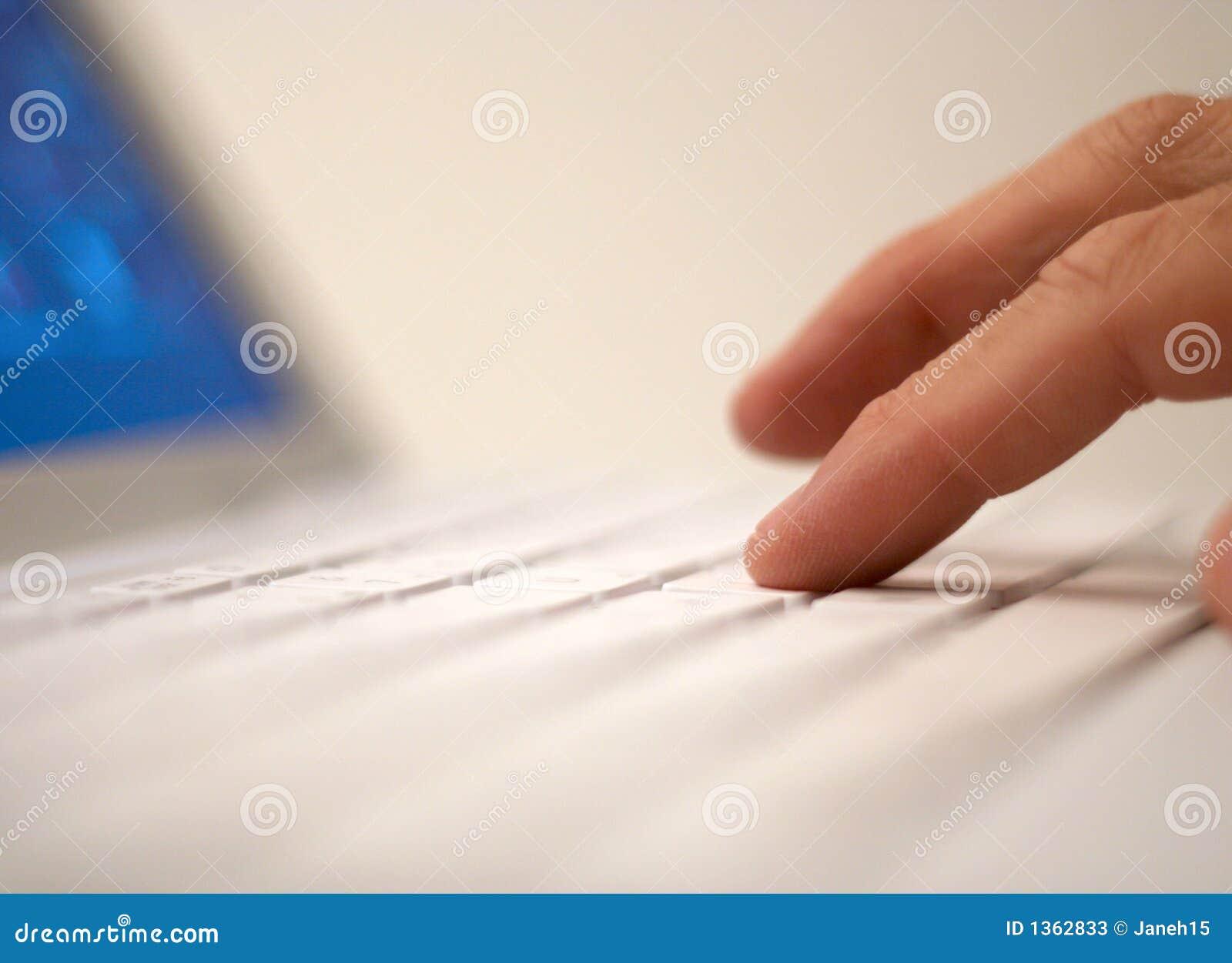 Usando o portátil