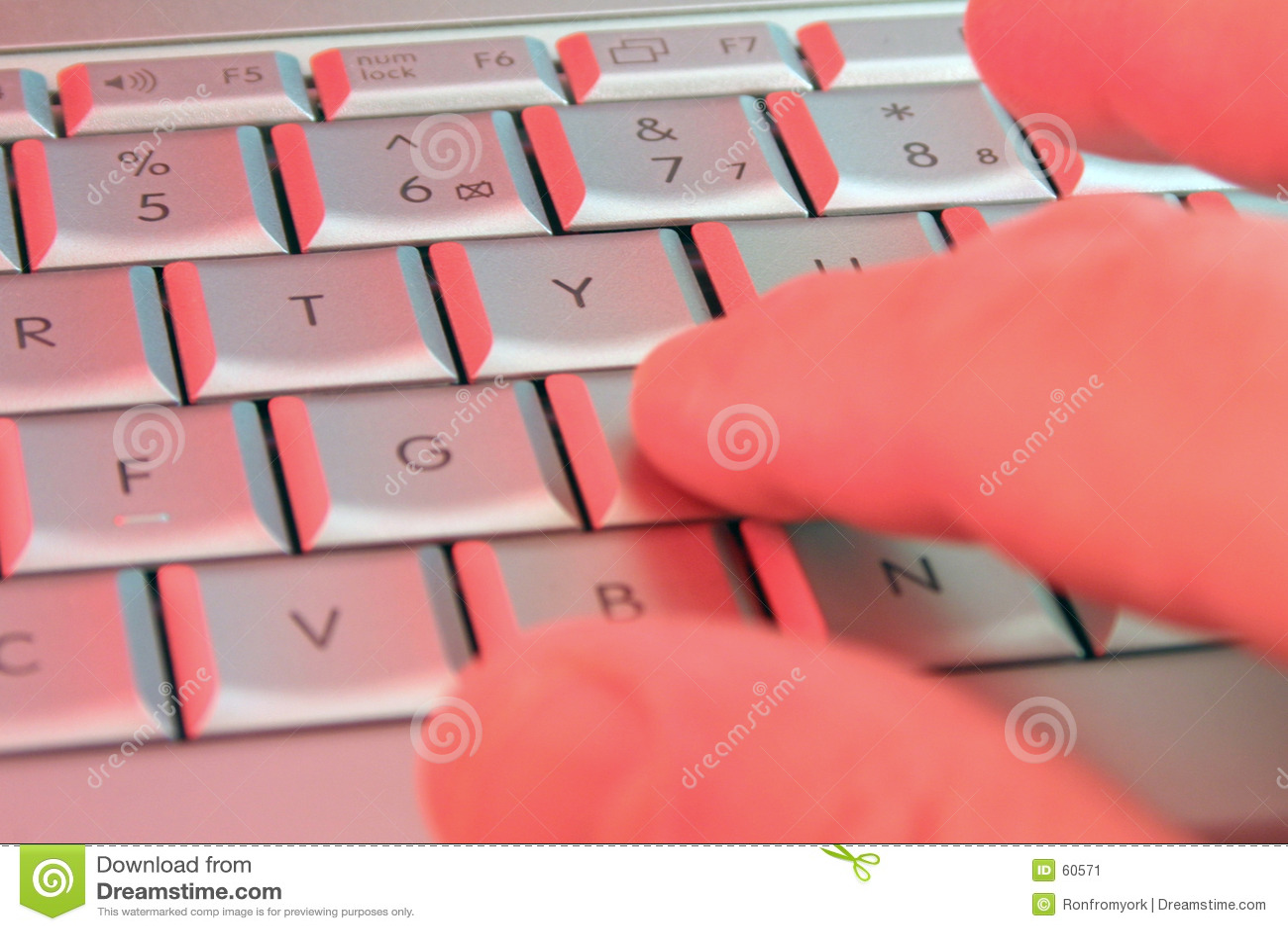 Usando um portátil