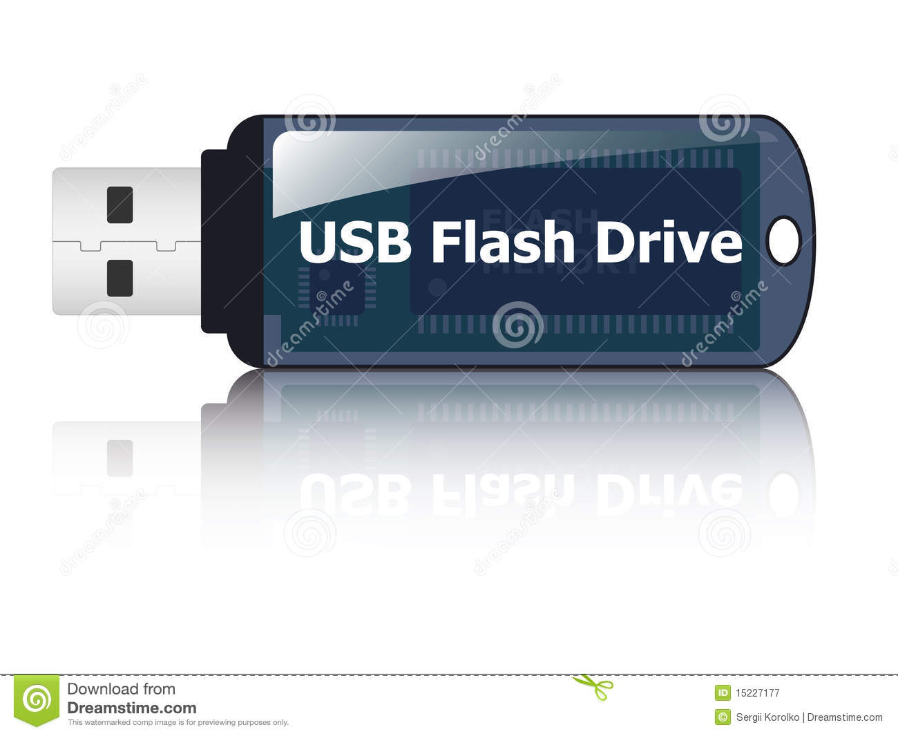 how to set an icon for a flash drive