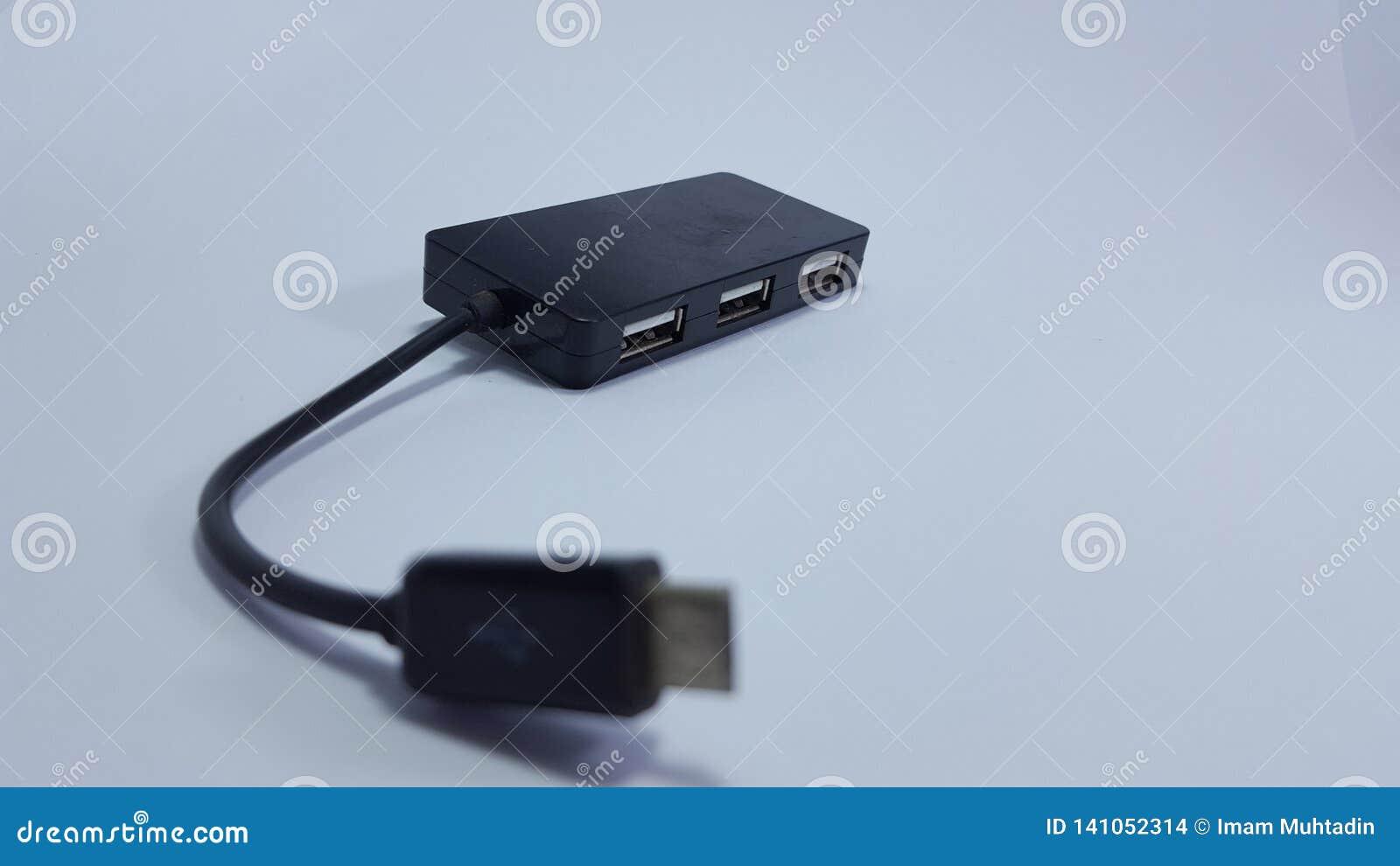 USB op gaat aka OTG