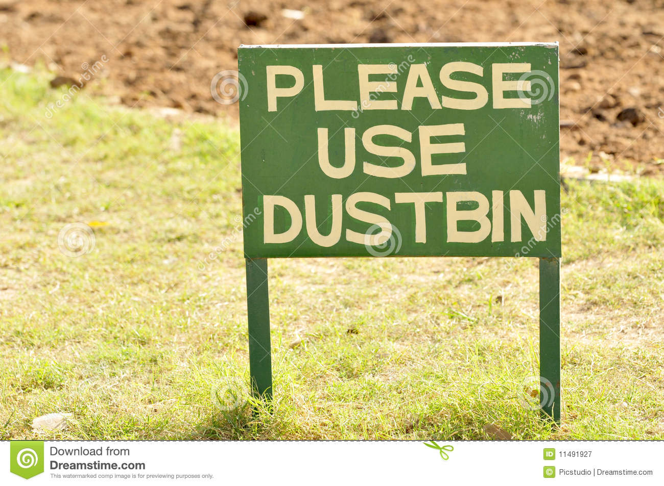 Use Dustbin Royalty Free Stock Photography - Image: 11491927