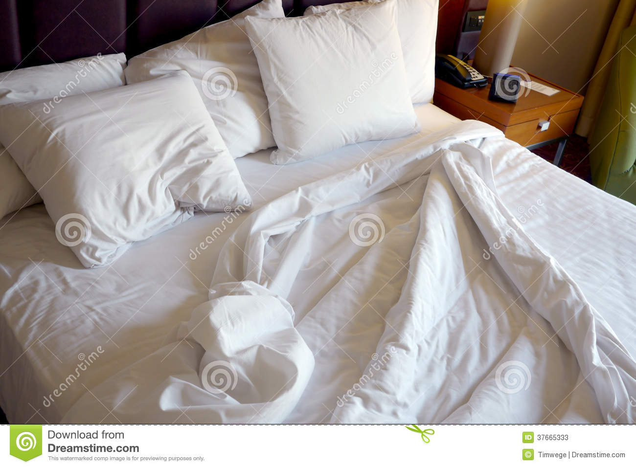 Bed Sheets Used In Hotels