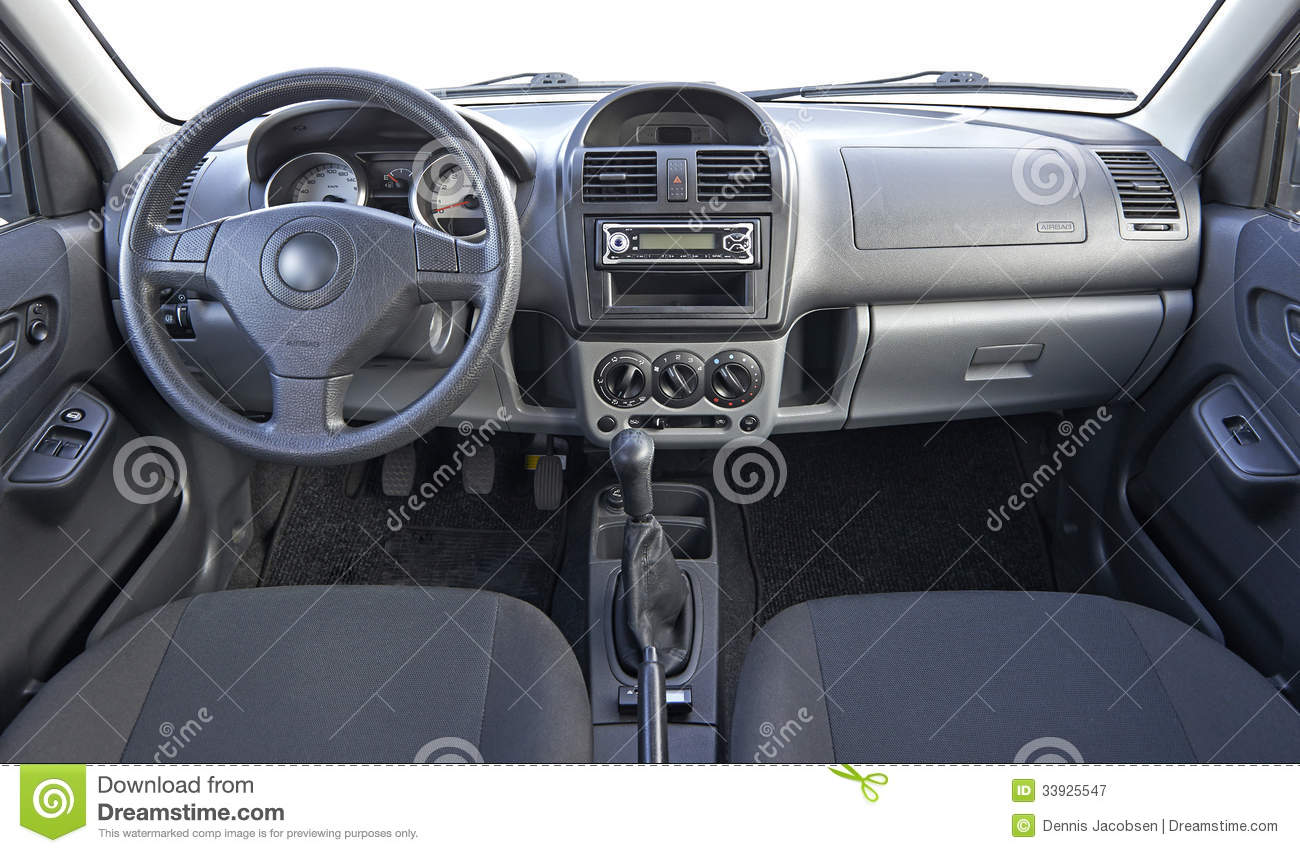used car interior royalty free stock photography image 33925547