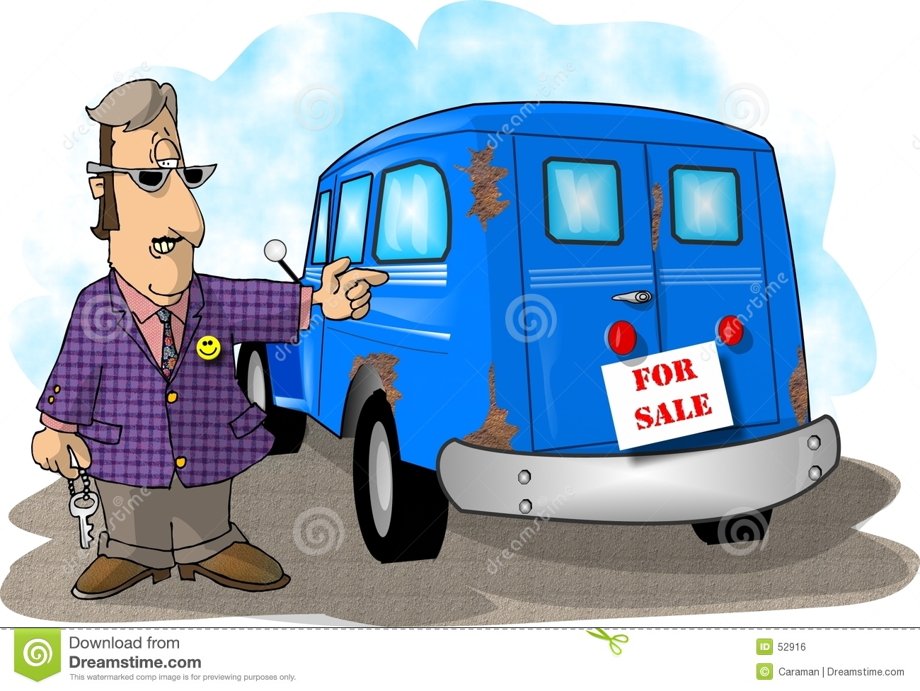 Used Cars For Sale Stock Image Image Of Cars License: Used Car Sales Stock Illustration. Illustration Of