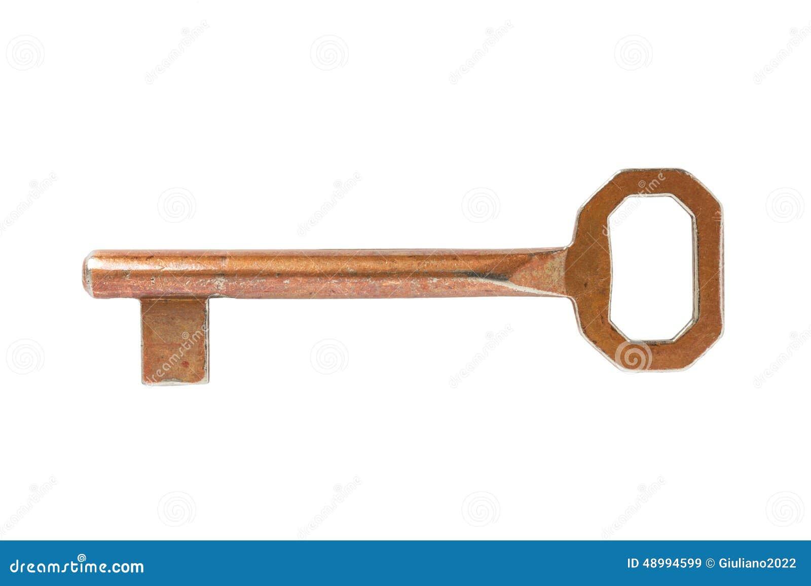 Used key