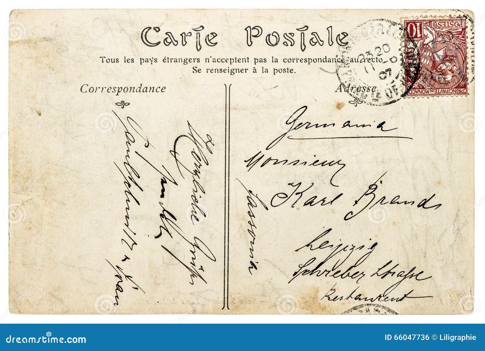 Italian handwritten postcard letter stock photo image 39254147 - Letter Postcard