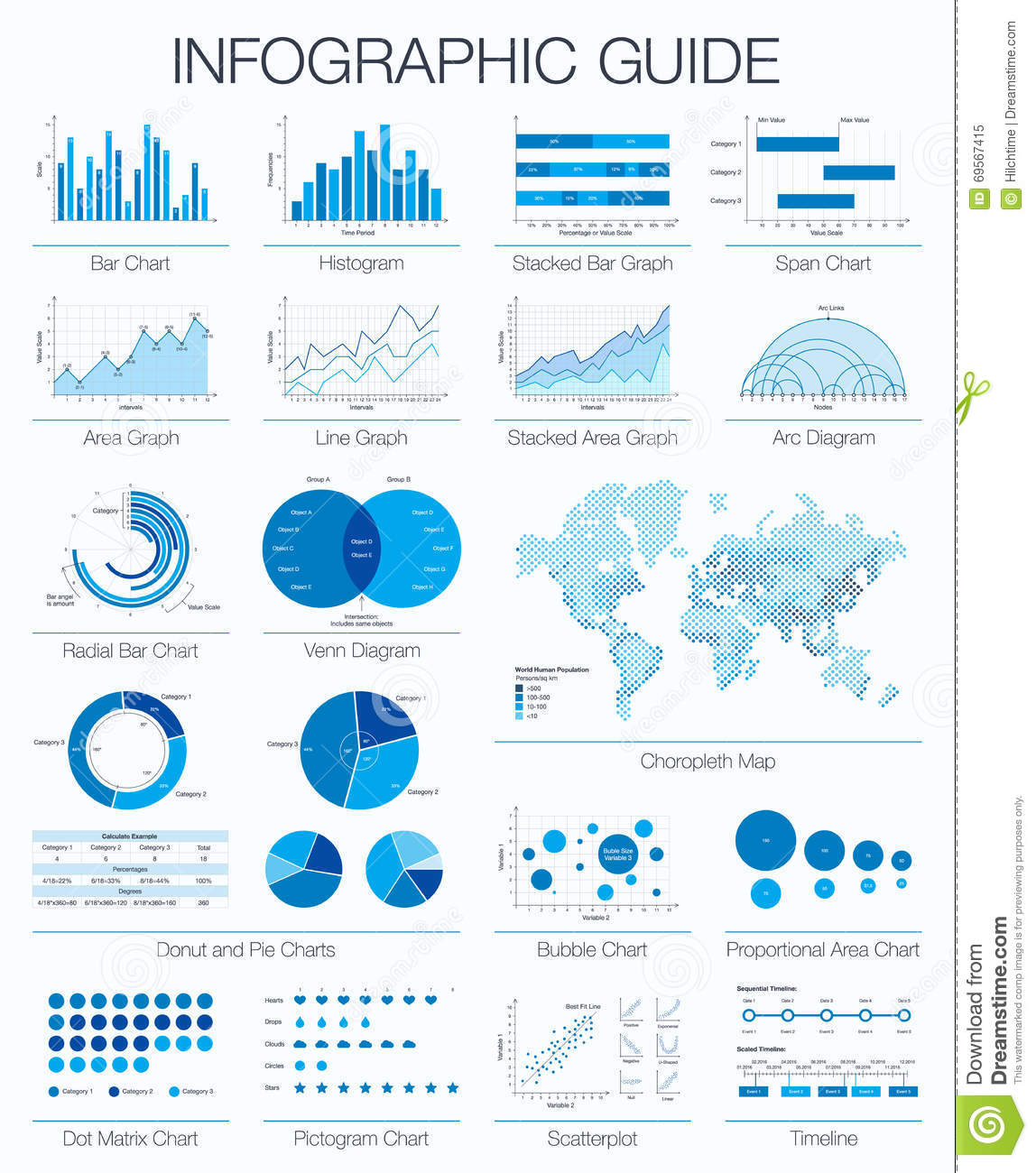 Useful infographic guide set of graphic design elements stock set of graphic design elements pooptronica