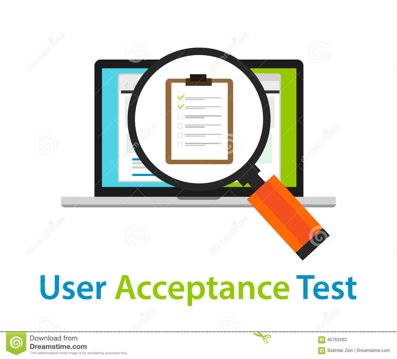 User acceptance test uat software quality assurance approval process download user acceptance test uat software quality assurance approval process coding review stock vector illustration ccuart Gallery