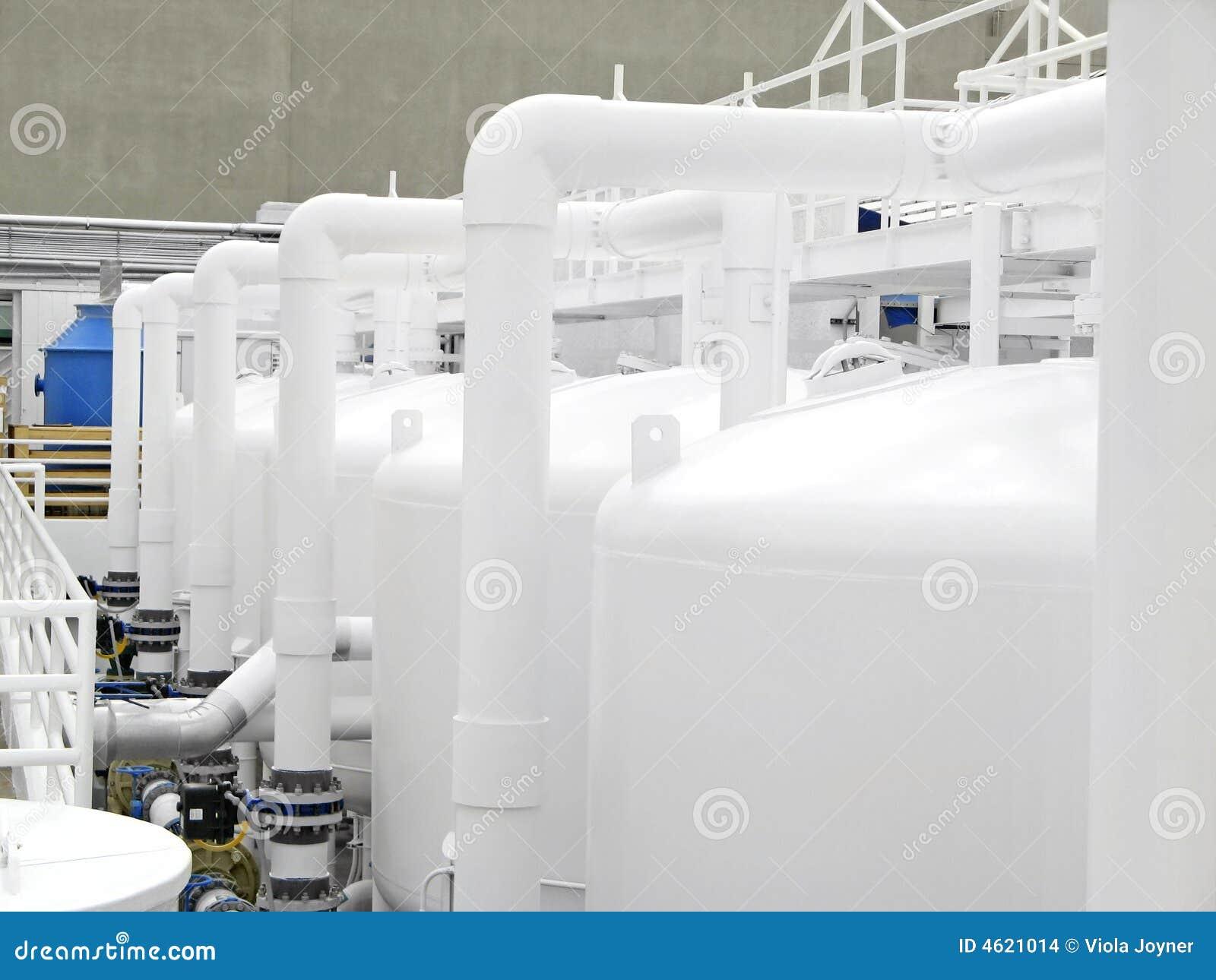 Usine de purification d eau