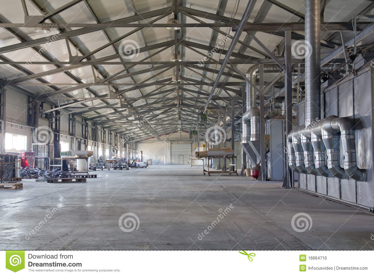 usine industrielle photo stock image 16664710