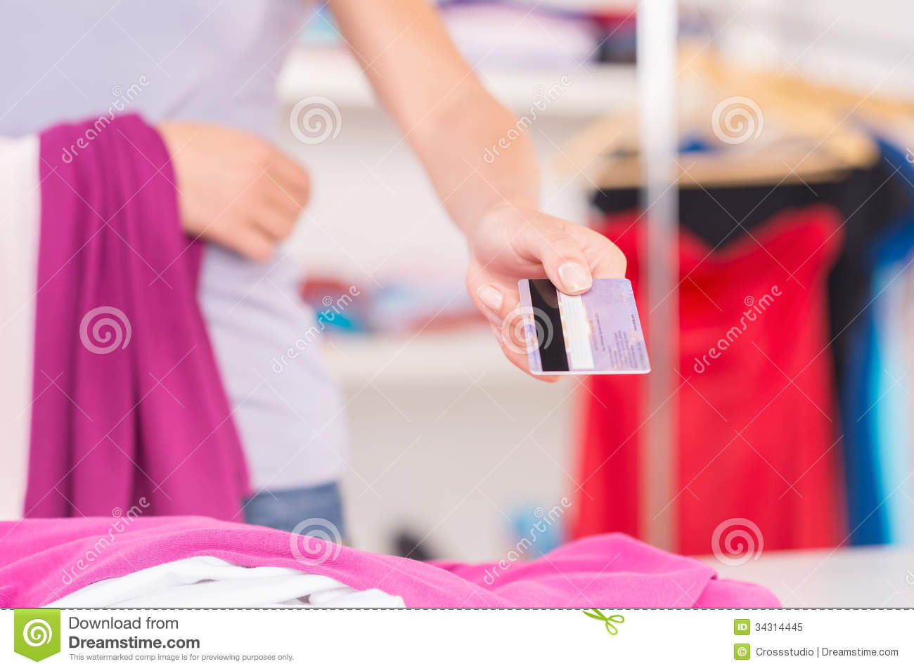 using credit card royalty free stock photo image 34314445. Black Bedroom Furniture Sets. Home Design Ideas