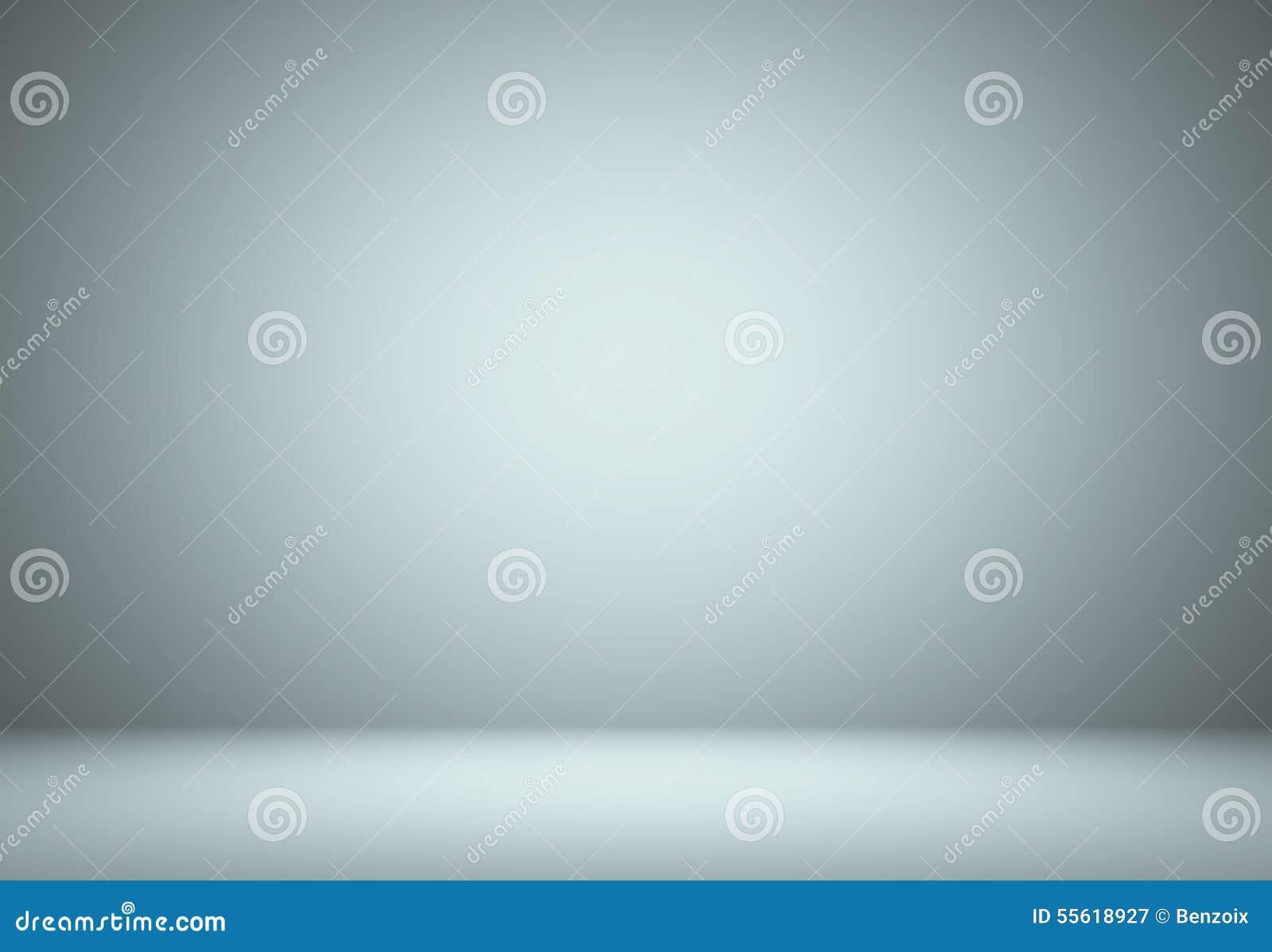 Uso azul claro liso del pozo del estudio como fondo, informe de negocios