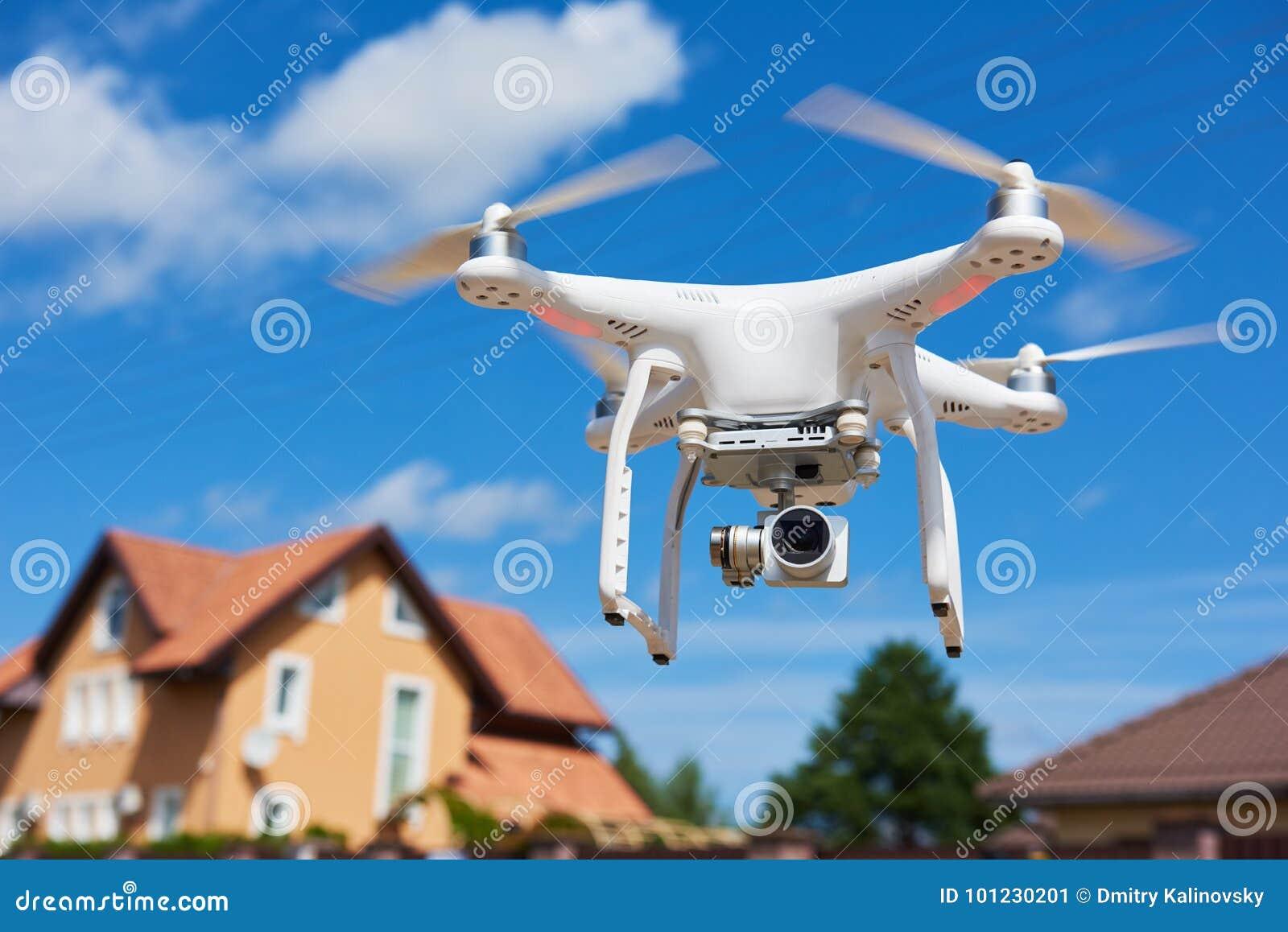 Uso del fuco protezione della proprietà privata o controllo del bene immobile