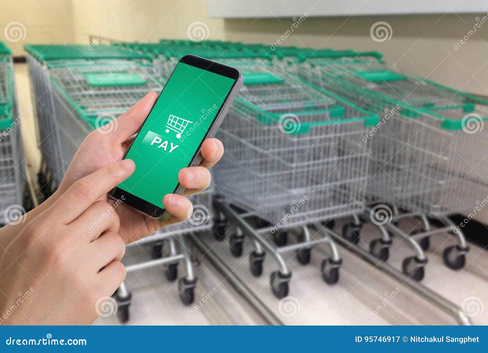 fila 95 Compras en línea