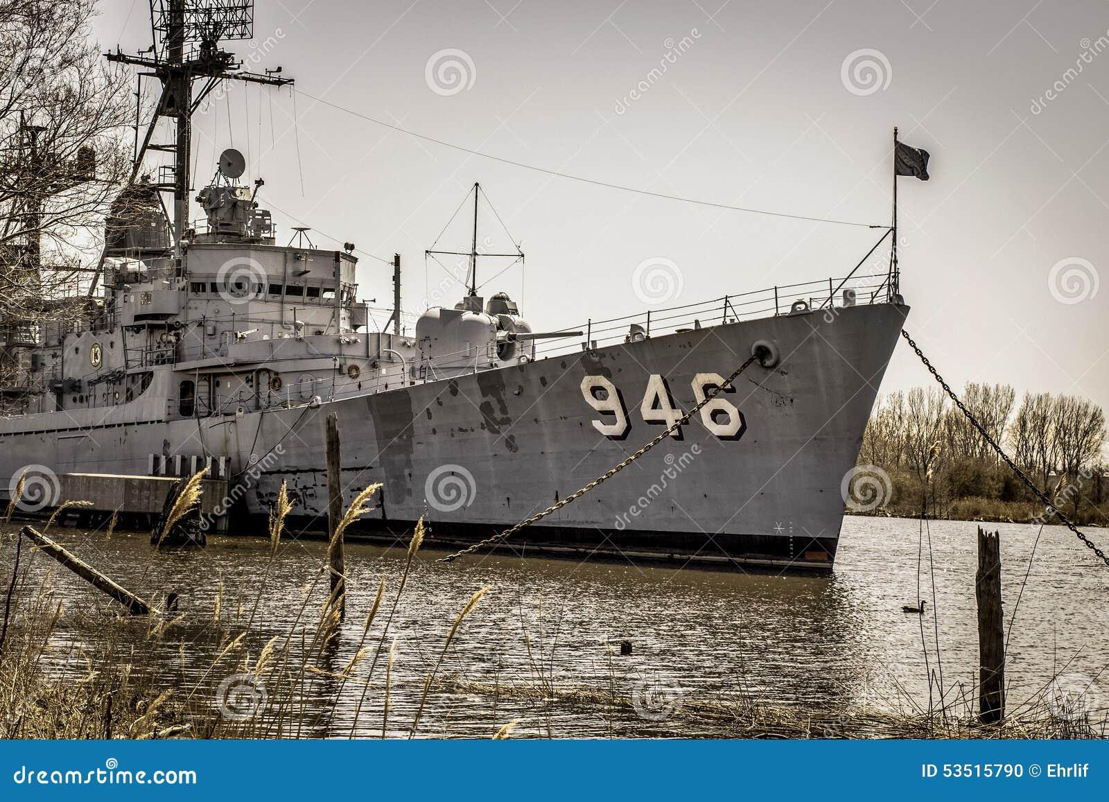 USS Edson Navy Destroyer