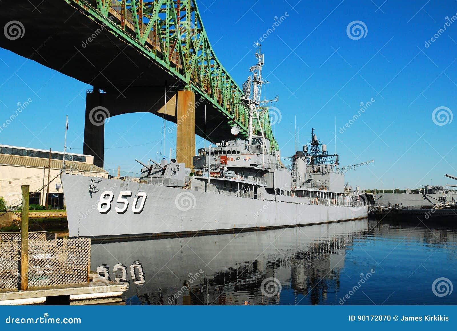 USS Joseph P Kennedy editorial image. Image of joseph - 8