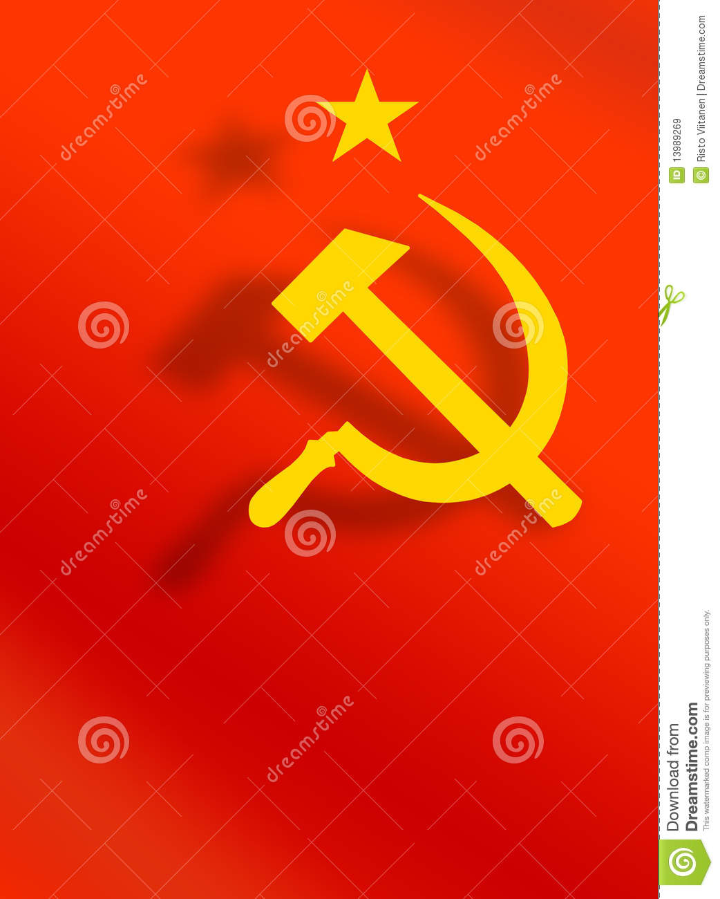 Ussr cccp symbol hammer and sickle stock illustration ussr cccp symbol hammer and sickle biocorpaavc Gallery