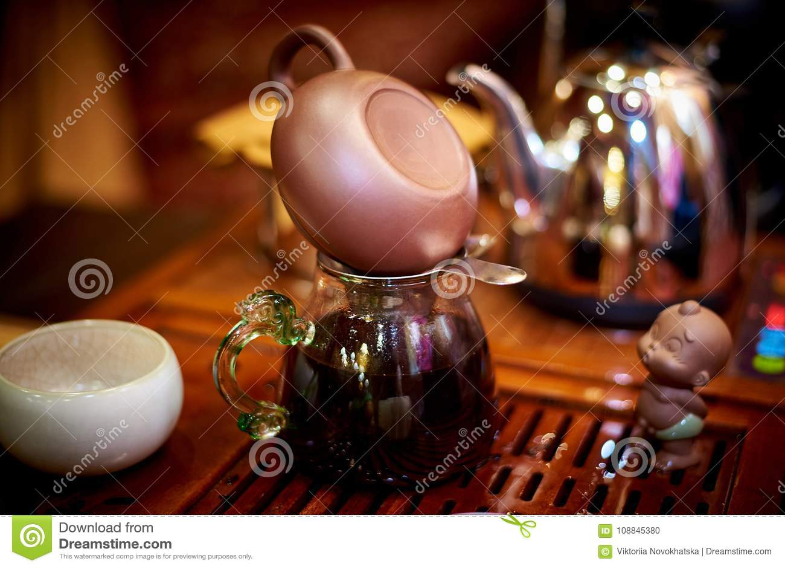 Ustalona ceremonii herbata