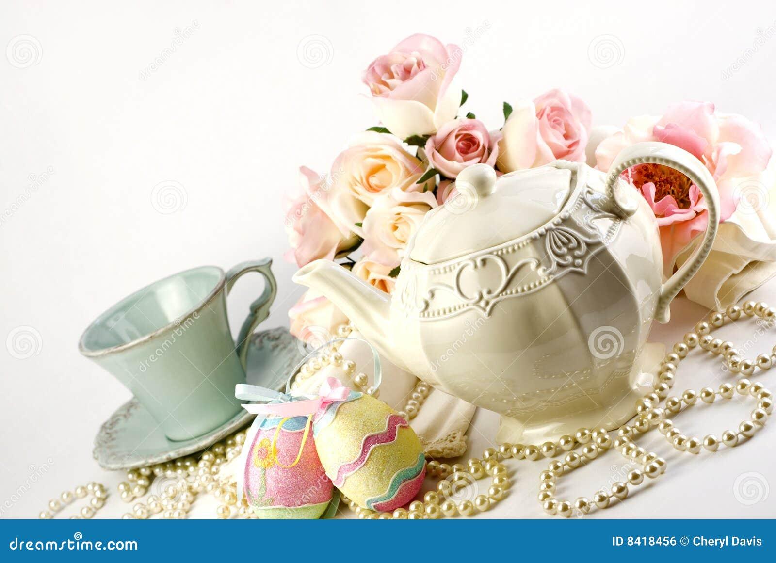 Ustalona Easter herbata