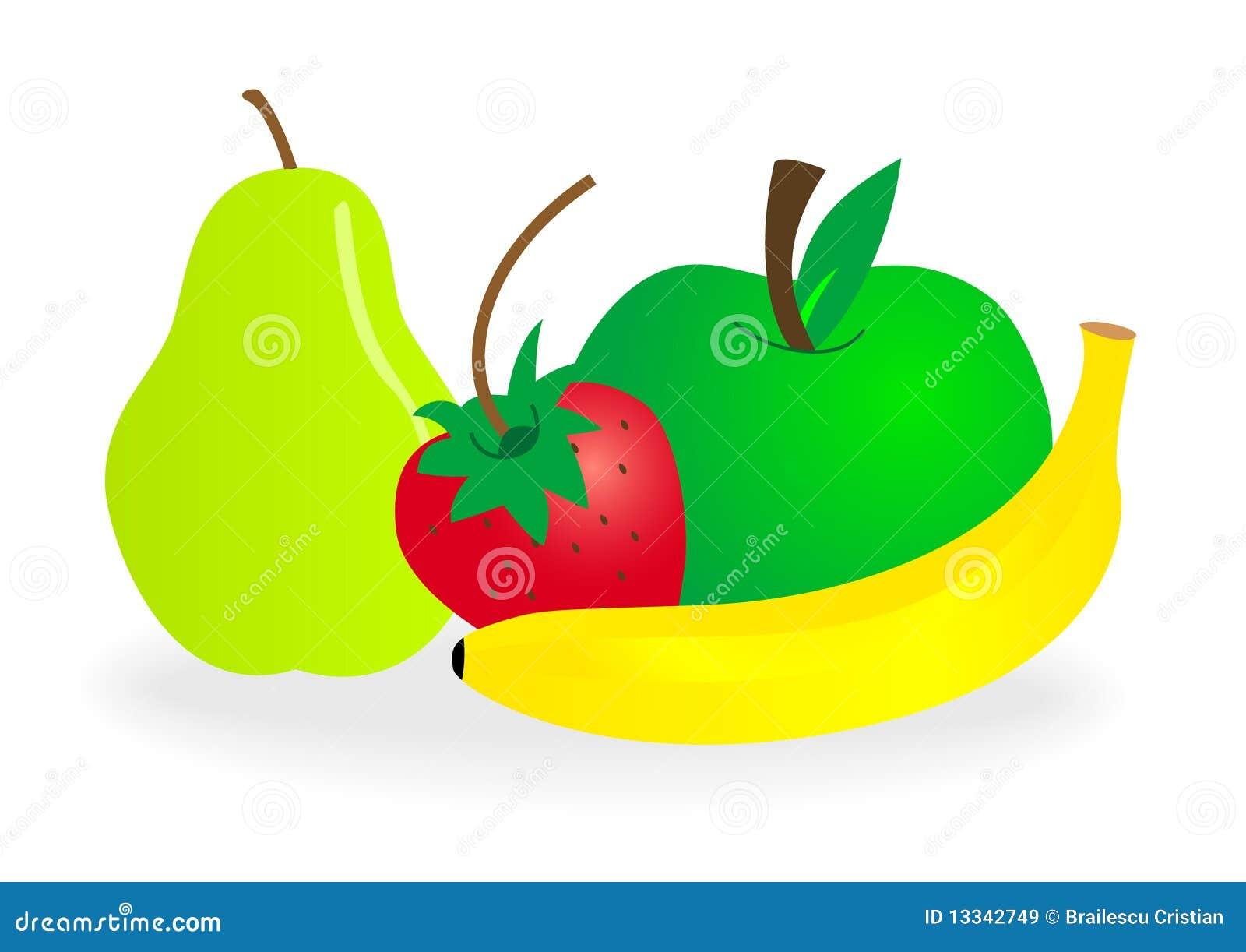Ustawiać szczegółowe owoc