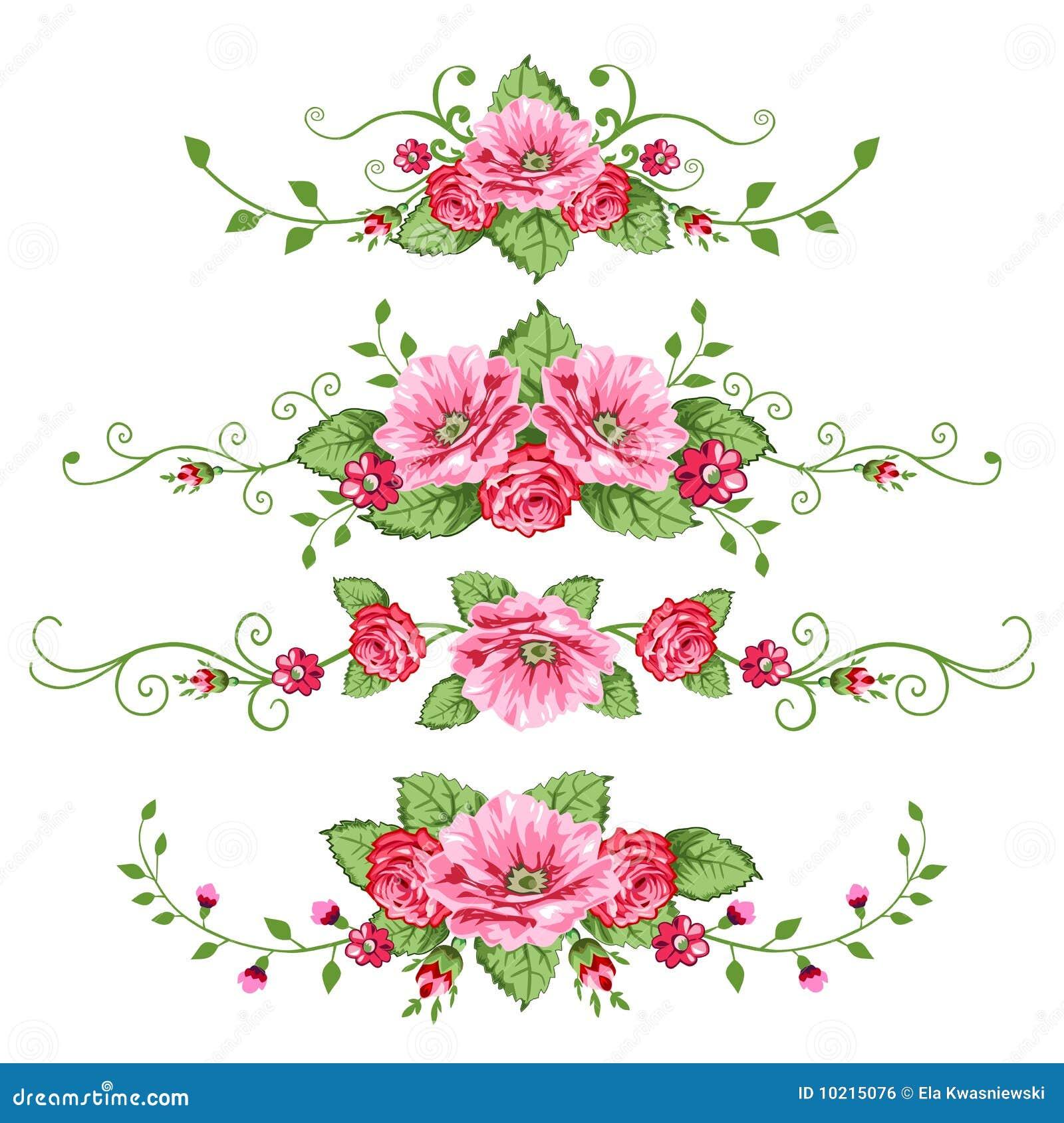 Ustawiać sztandar róże