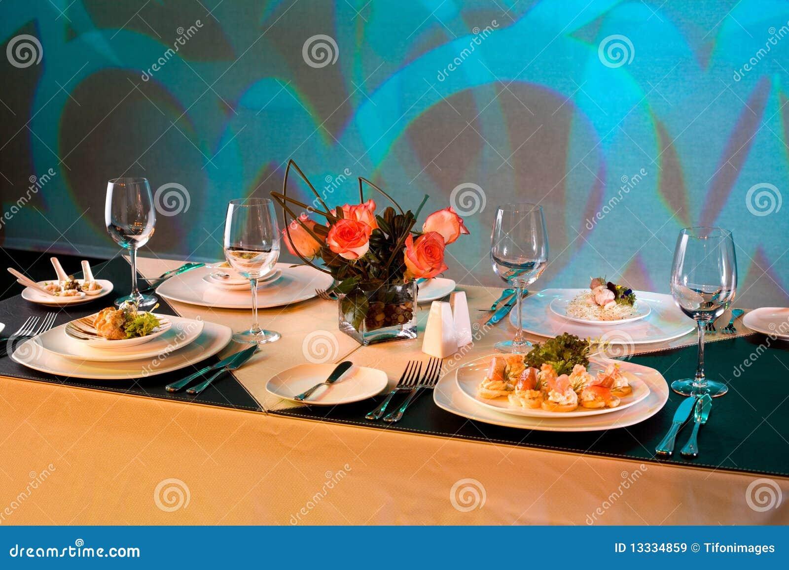 Ustawianie stół