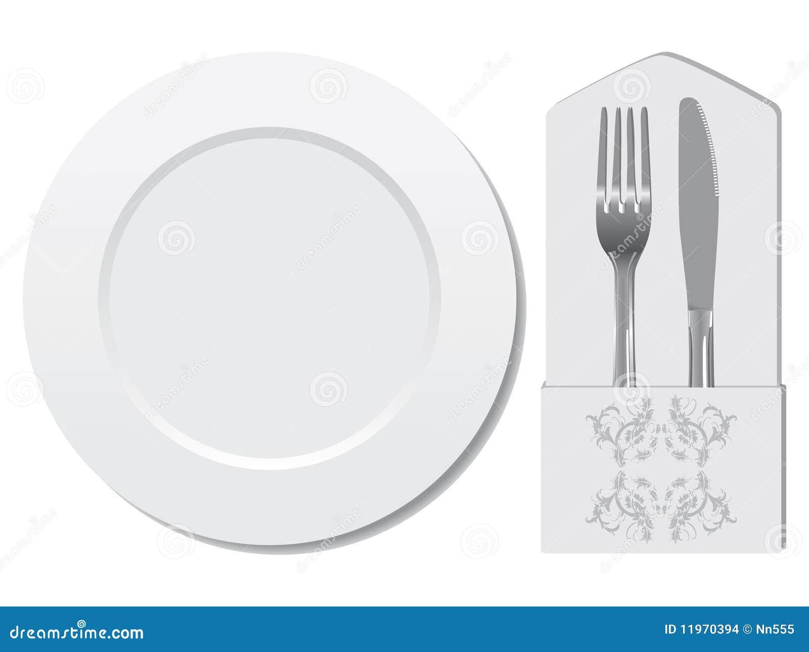 Ustensile de restaurant