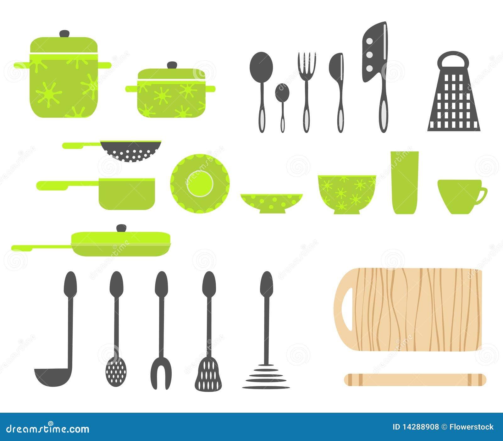 Ustensiles de cuisine photos libres de droits image for Ustensiles de cuisine grenoble
