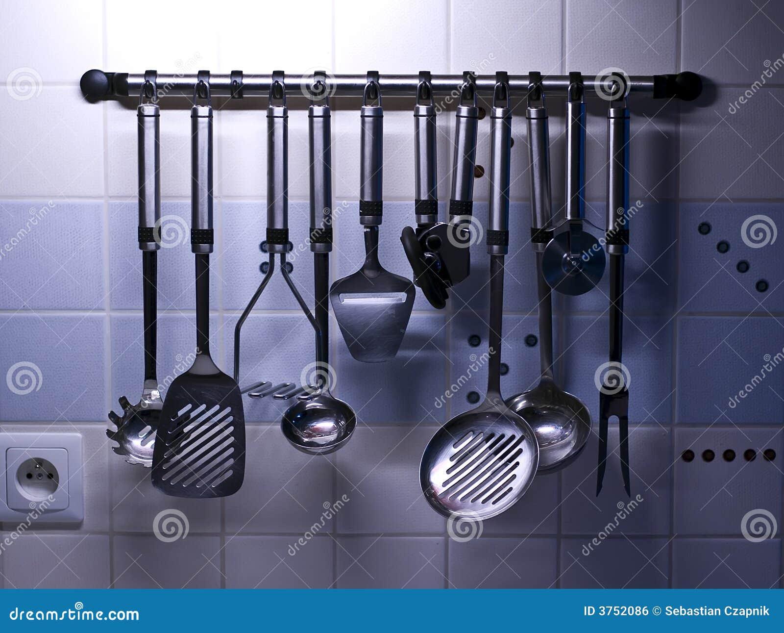 Ustensiles De Cuisine Image Libre De Droits Image 3752086
