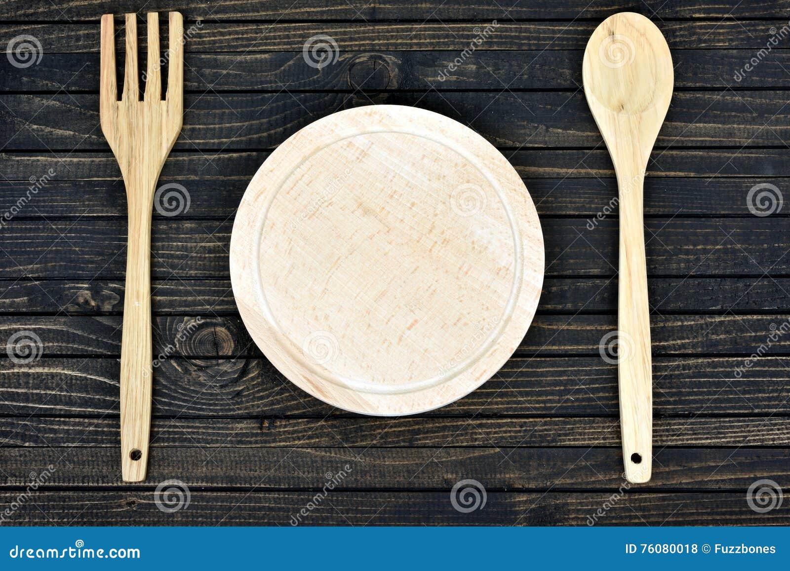 Ustensiles de cuisine sur le Tableau
