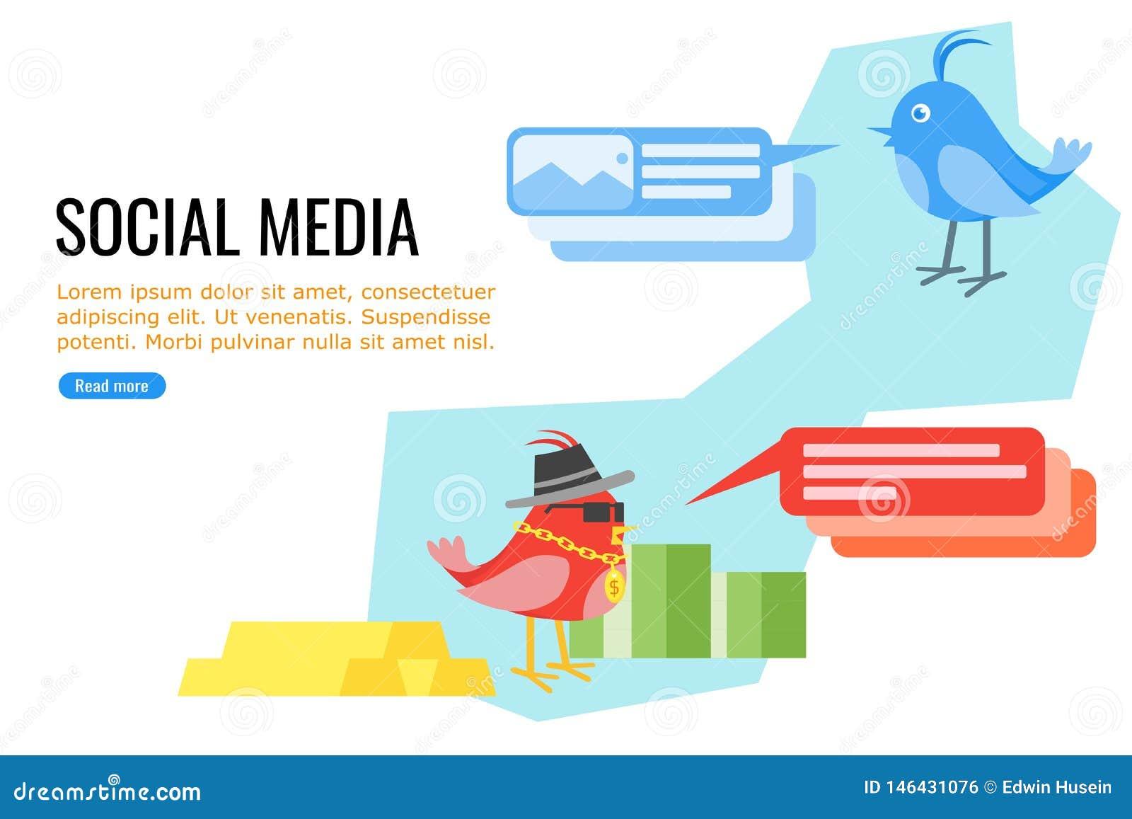 Usuarios de medios sociales