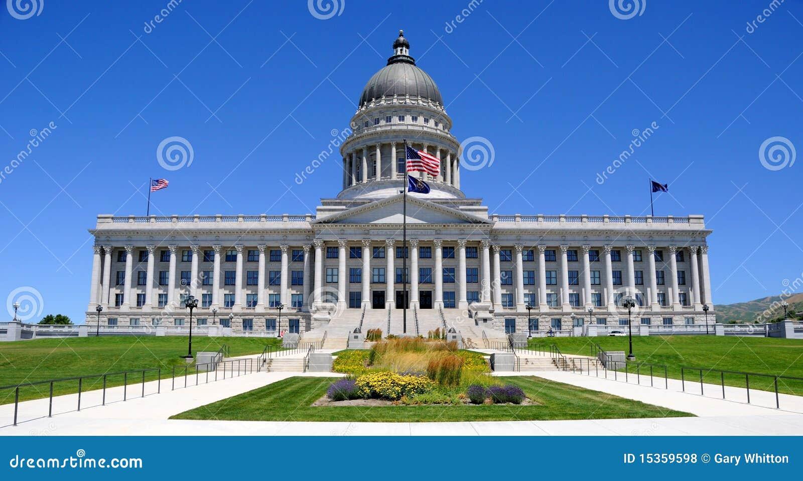 Utah State Capitol Building Royalty Free Stock s Image