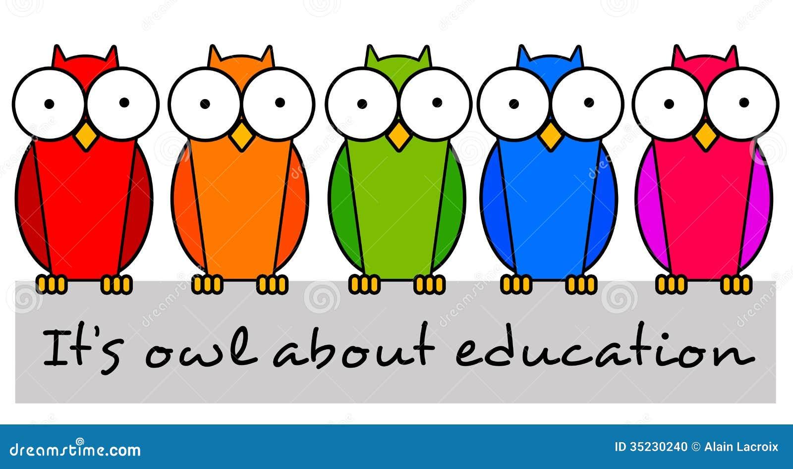 Utbildningsugglor