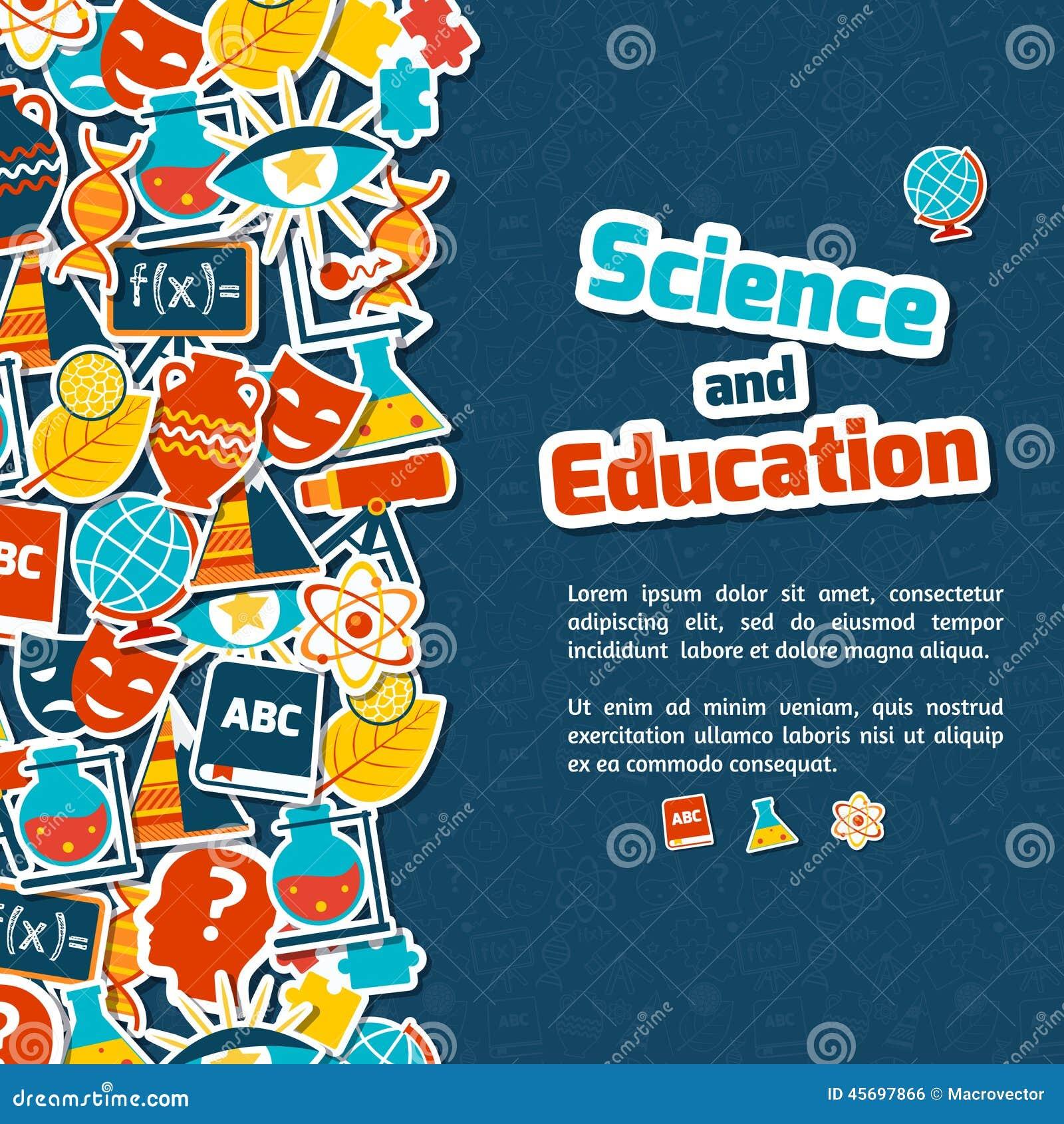 Utbildningsvetenskapsbakgrund