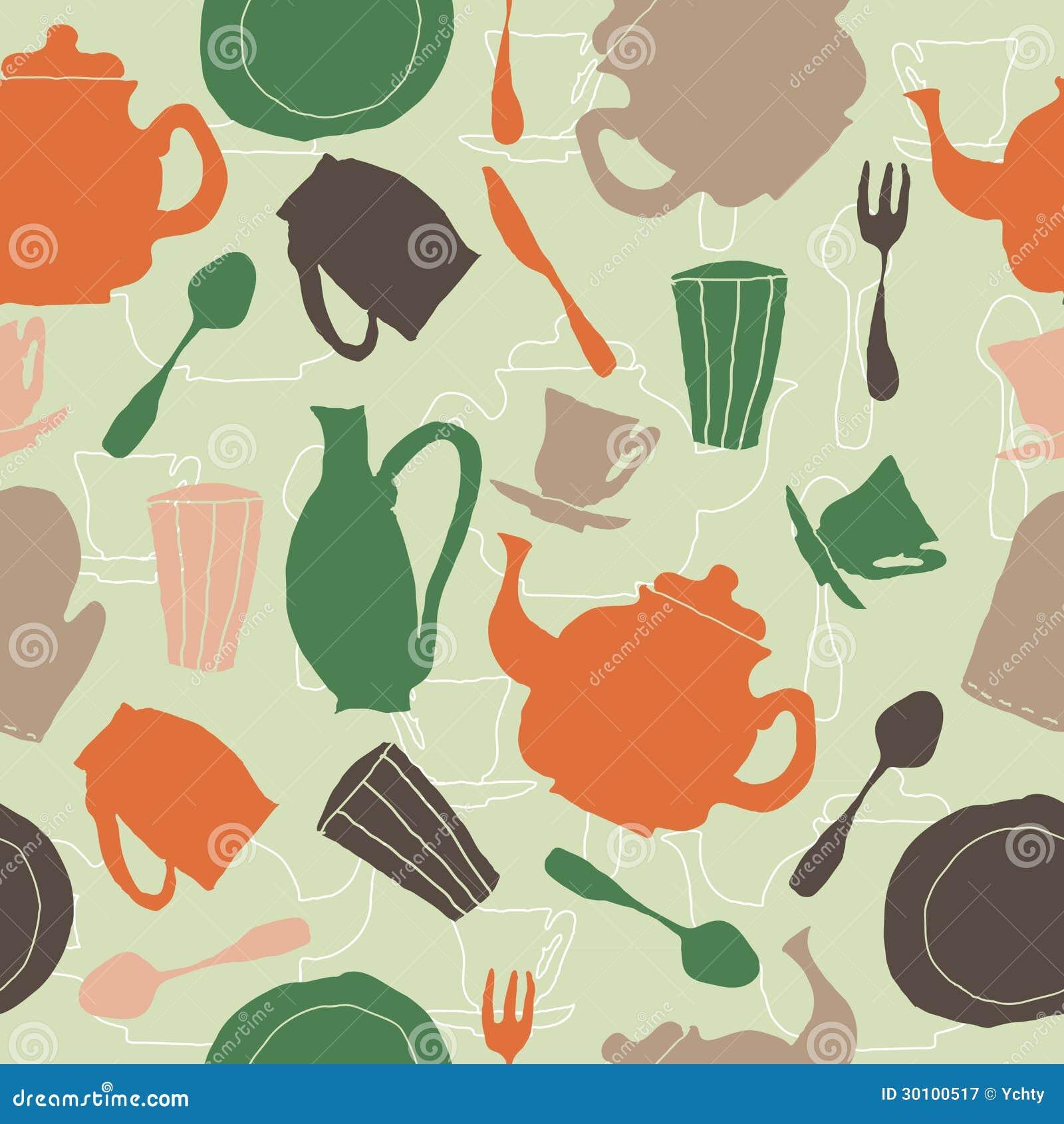 Utensílios da cozinha desenho de esboço para seu projeto. #B04B1B 1300 1390