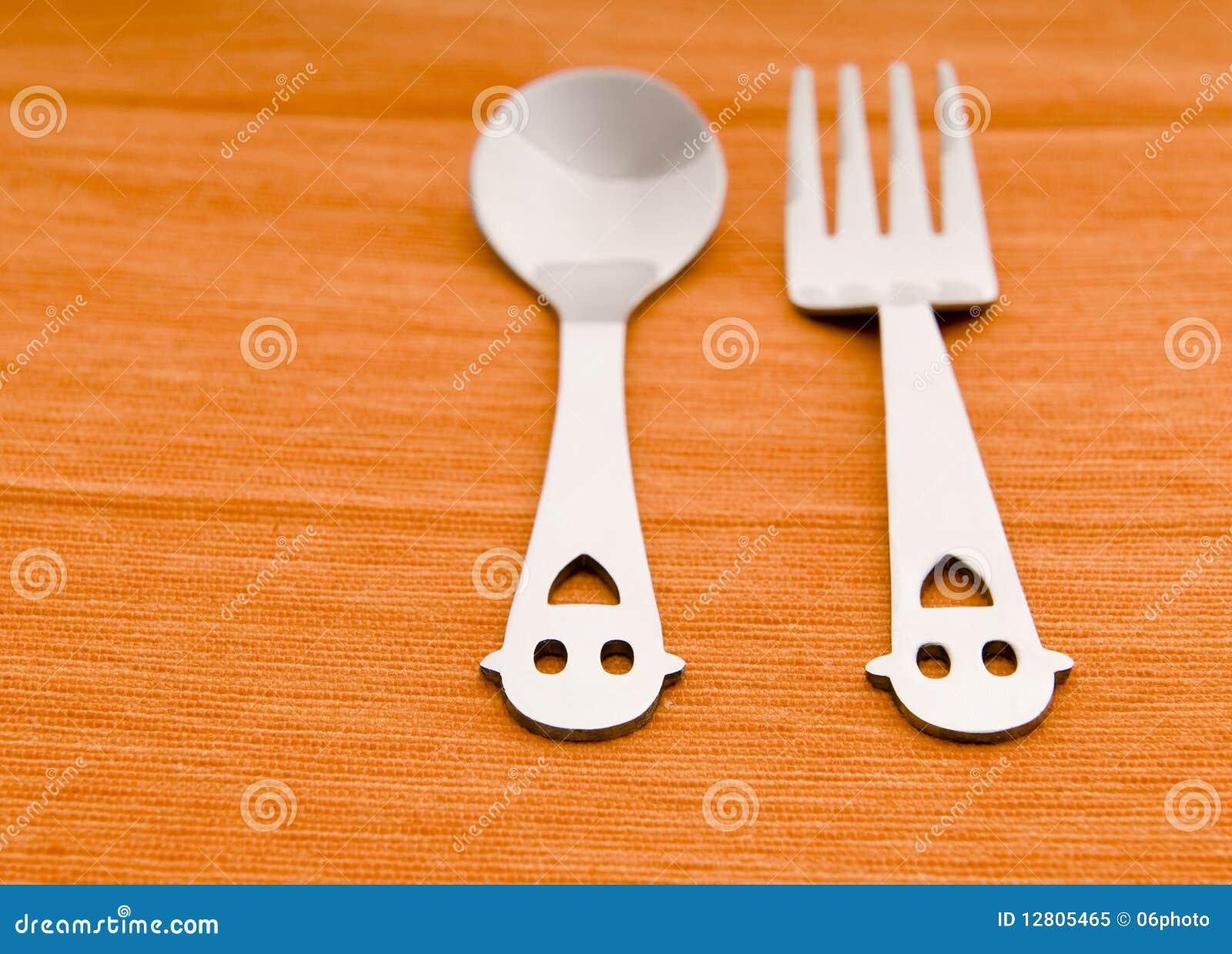 Utensílios de mesa encantadores