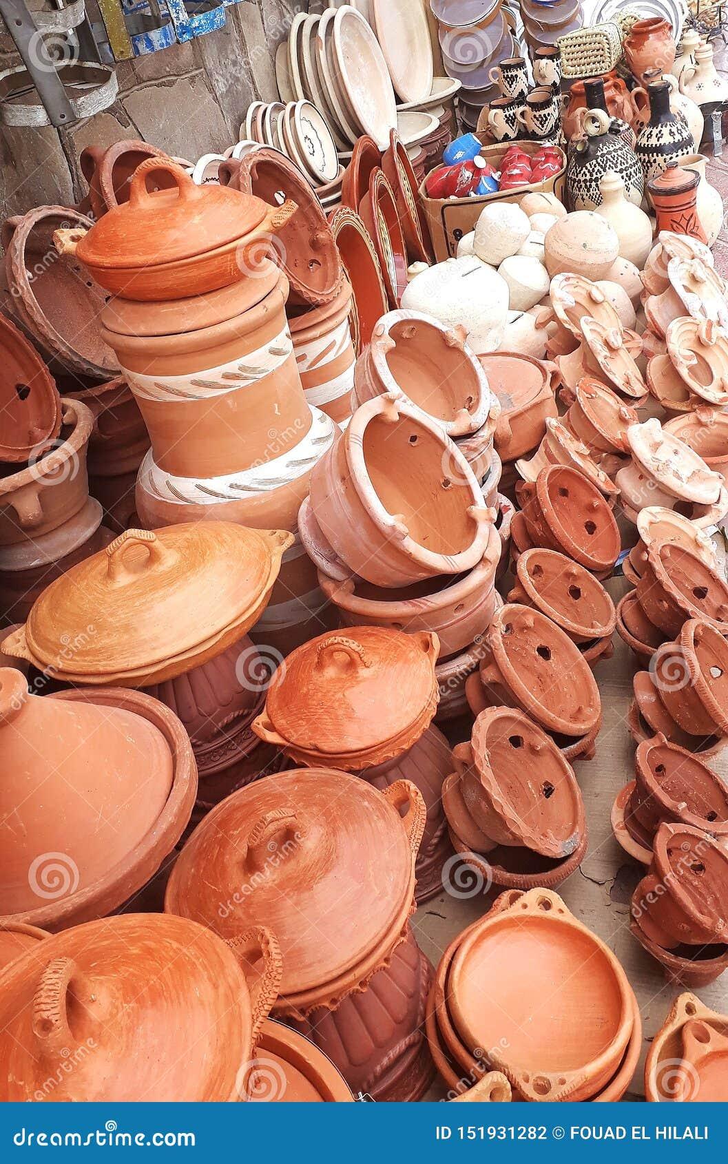 Utensilios de la cerámica