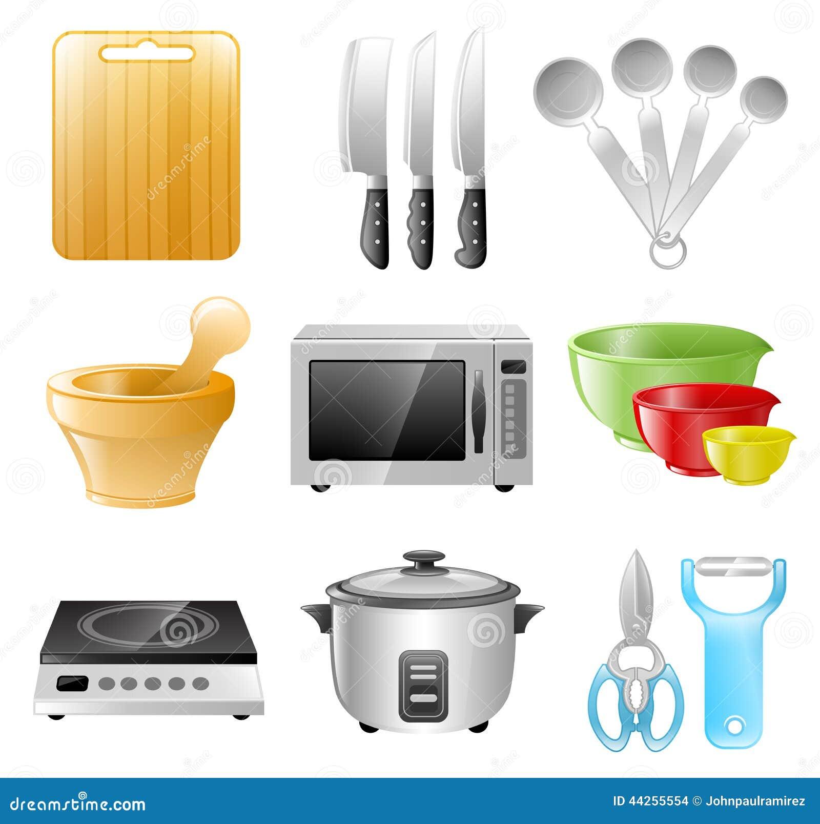 Utensilios de la cocina cocinando restaurante for Utensilios de restaurante