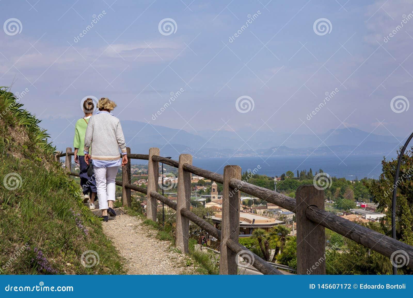 Utfärd till Padenghe sul Garda