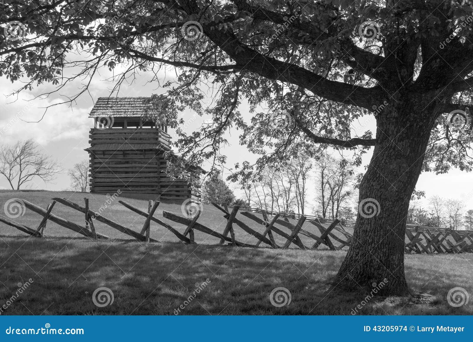 Download Utkiktorn På Det Groundhog Berget - Blåa Ridge Parkway, Virginia, USA Arkivfoto - Bild av ängar, gångallé: 43205974