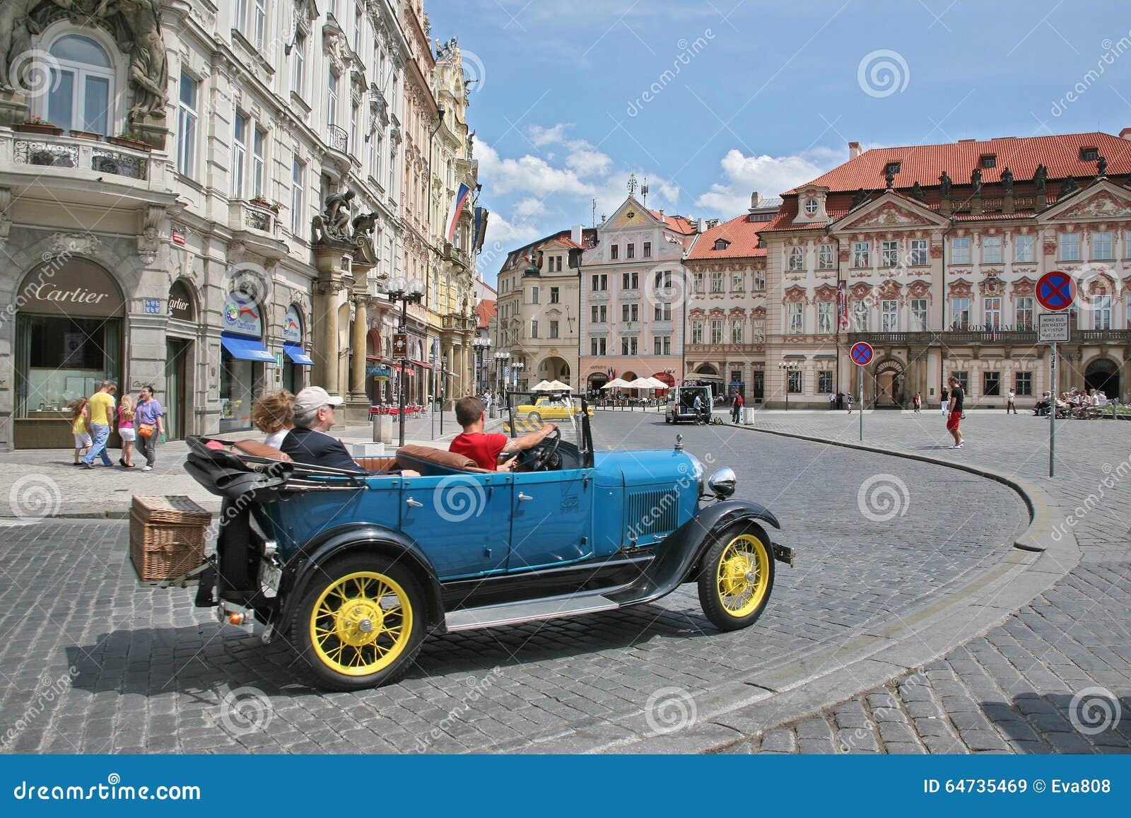 Utmärkta intryck av Prague semestrar