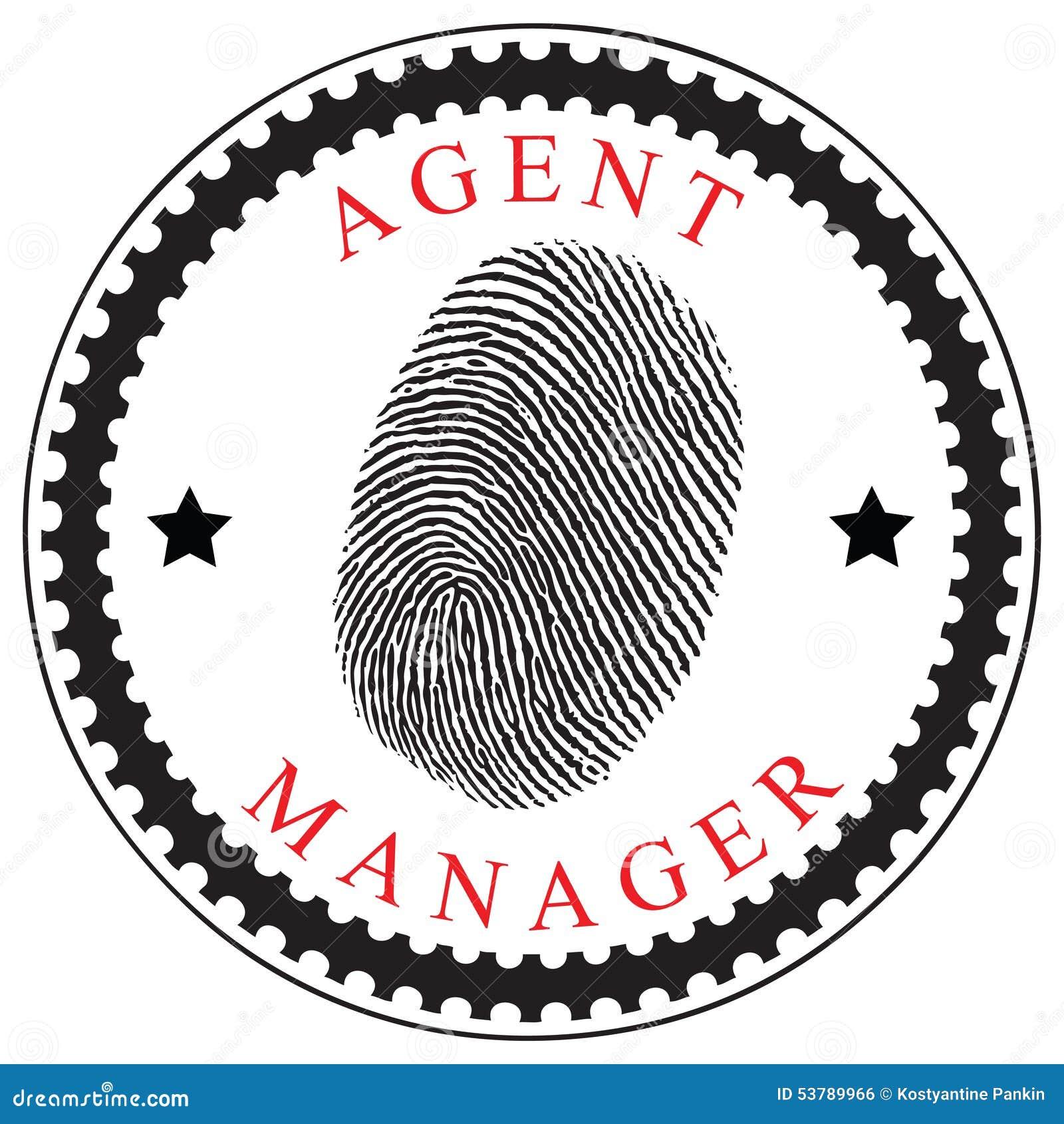 Utożsamiać kierownika lub agenta