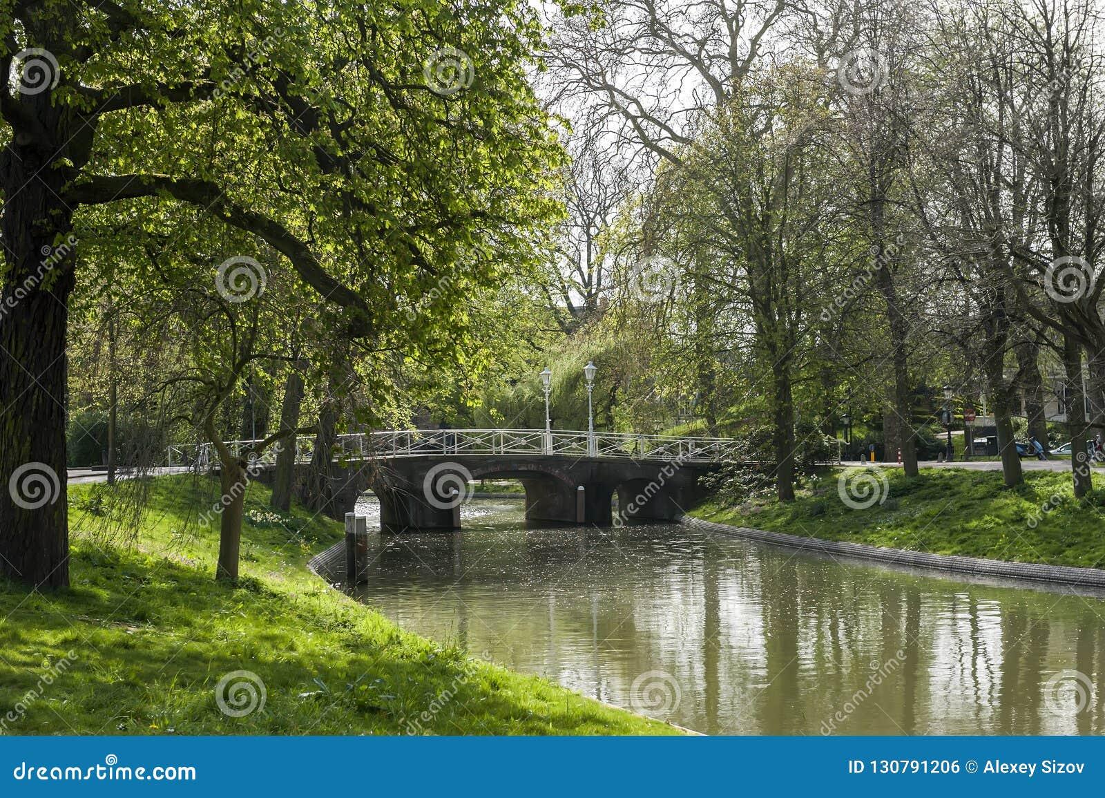 Utrecht canal holanda