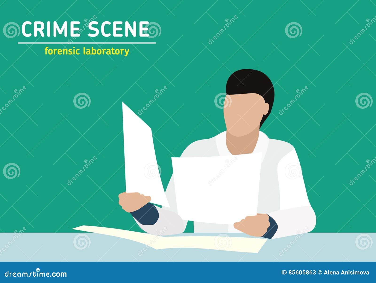 Utredning Tecken för laboratoriumstudier Rättsmedicinskt tillvägagångssätt