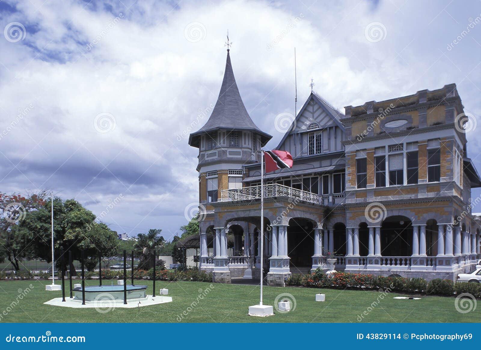 Utrikesdepartementet Trinidad och Tobago