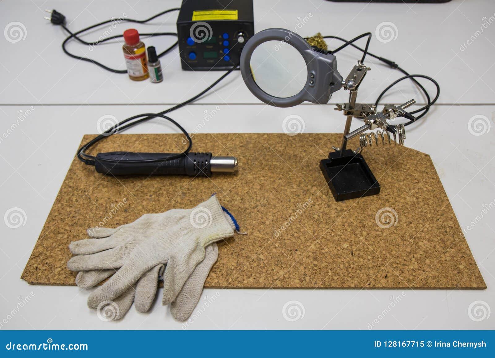 Utrustning för experiment