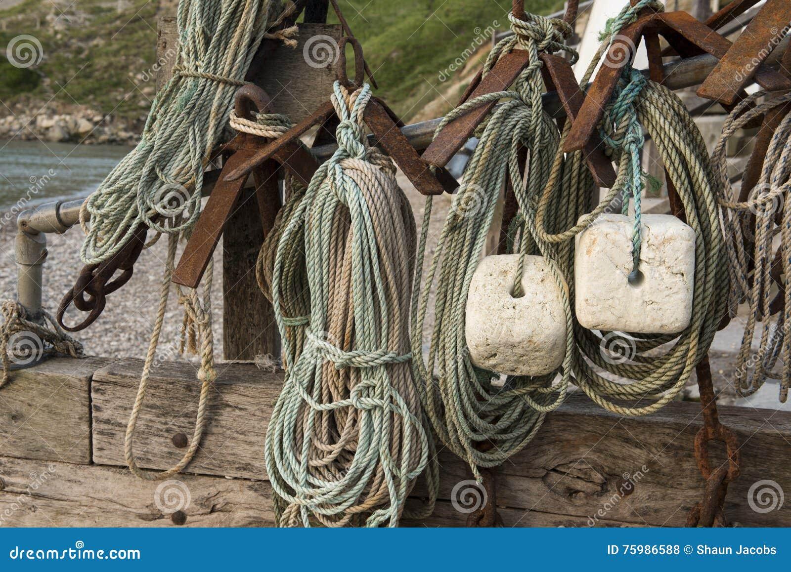 Utrustning för Lulworth liten vikfiske