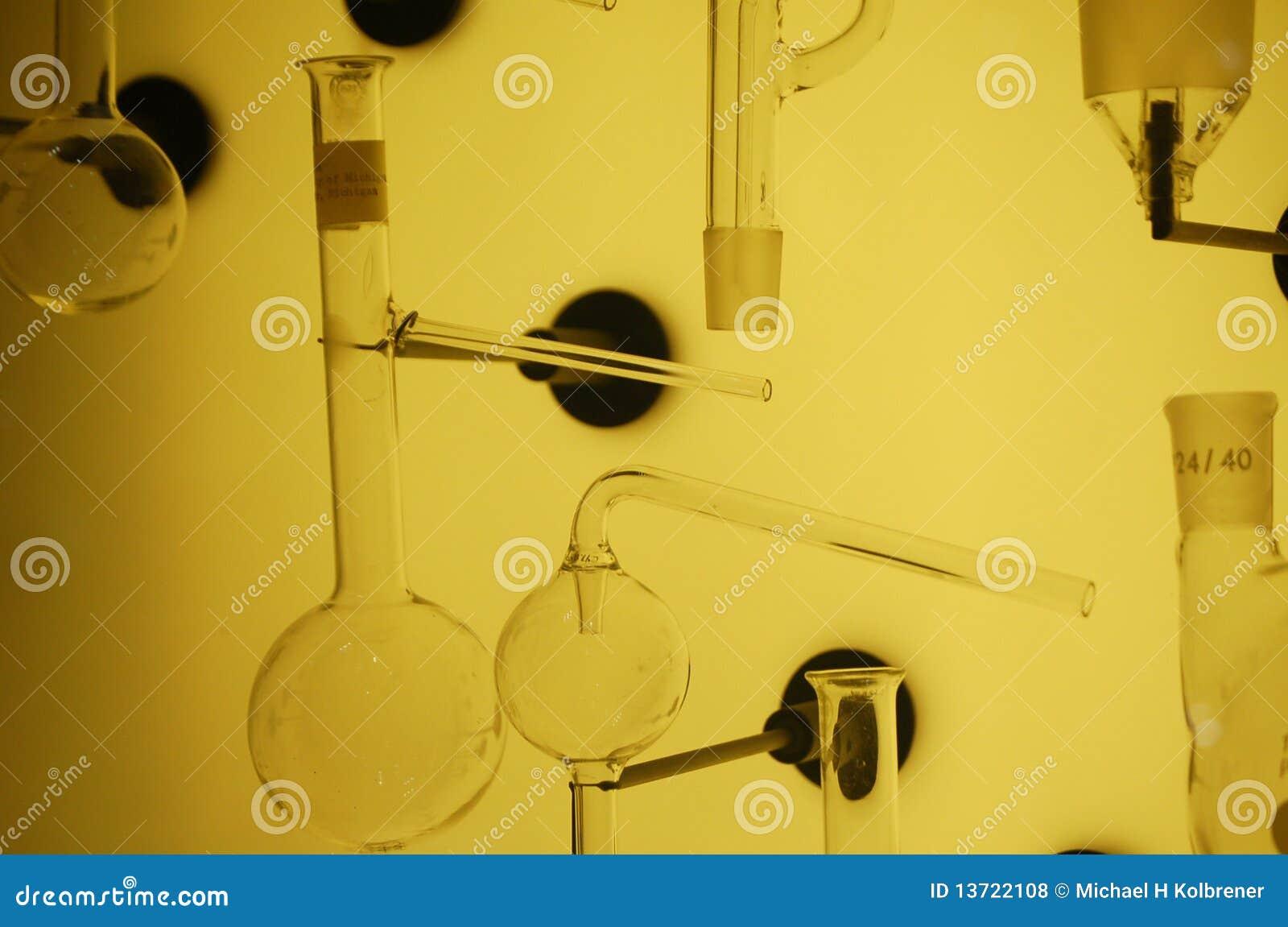Utrustningexponeringsglaslaboratorium